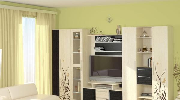 Если вы решили делать светлую комнату, тогда и мебель подбирать лучше светлых оттенков