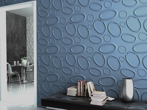 Декоративные панели имеют высокие технические характеристики и предназначены для качественной отделки жилых помещений