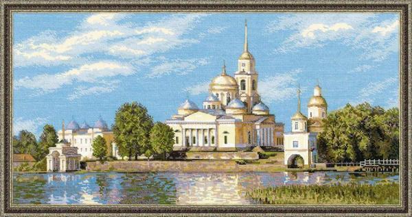 Особую популярность среди рукодельниц получили схемы для вышивки крестом с изображением городских пейзажей