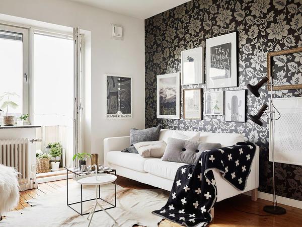 Независимо от назначения помещения, обои придадут интерьеру изюминку и подчеркнут его стиль