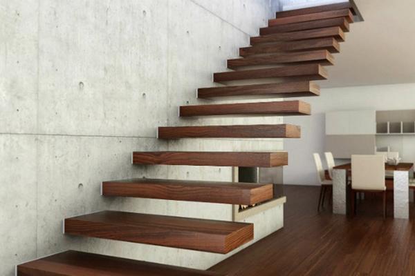 Подбирая лестницу для частного дома, необходимо продумать не только ее дизайн, но и место, где она будет устанавливаться