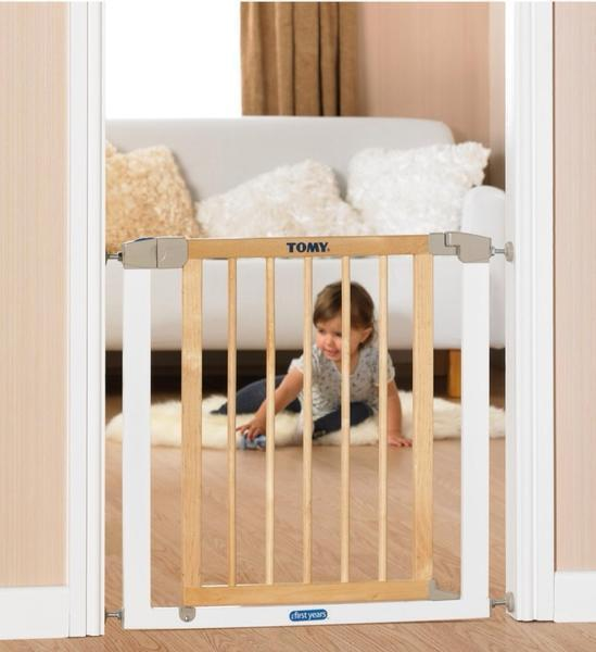 Ворота безопасности для детей от торговой сети «Икеа» отличаются высоким уровнем экологичности