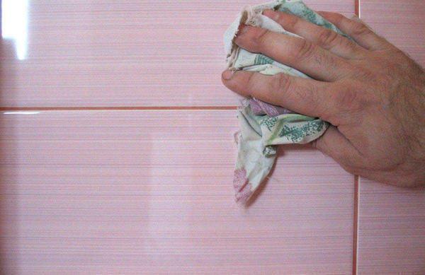 При выборе затирки обращайте внимание на максимально допустимую толщину шва