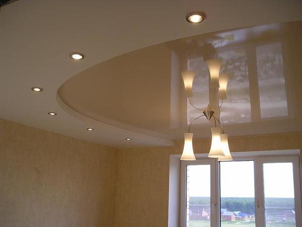 Крепление точечных ламп к потолку - процесс, не требующий много времени и усилий