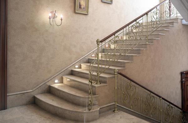 Если вы решили установить красивую лестницу, тогда следует помнить о том, что она должна быть комфортной, практичной и безопасной