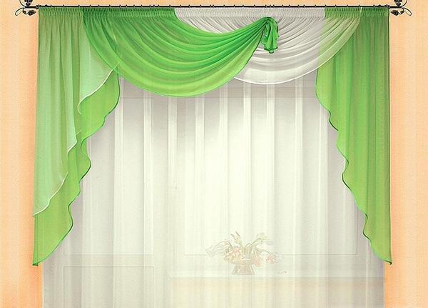 Ламбрекены фото: шторы для зала, ламбрекенчик своими руками, жабо что это, красивые виды, жесткие в гостиную
