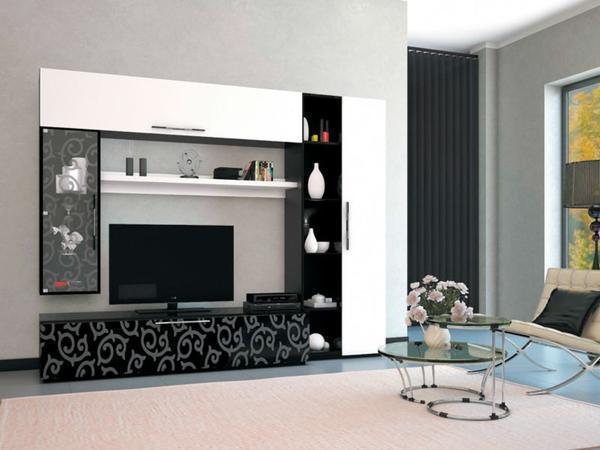 Существует много вариантов оформлений зала, какой именно выбрать - зависит от ваших предпочтений