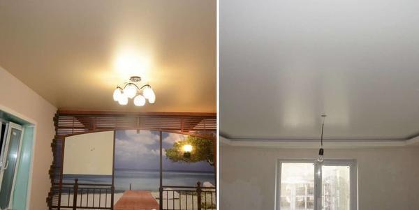 Сатиновый натяжной потолок станет идеальным вариантов для людей, которые не любят глянцевые или блестящие поверхности