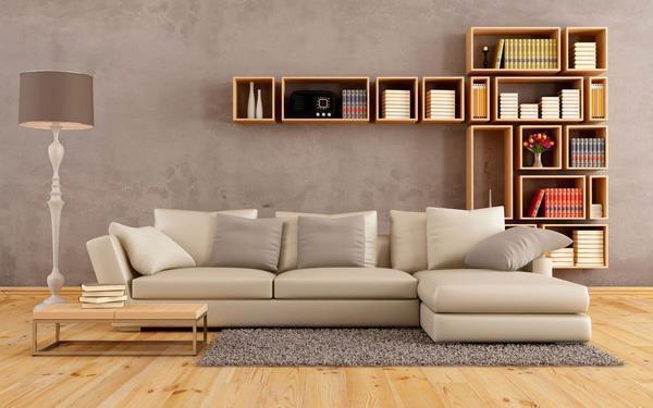 Чтобы ваша гостиная выглядела современно и стильно, диван должен соответствовать дизайну интерьера