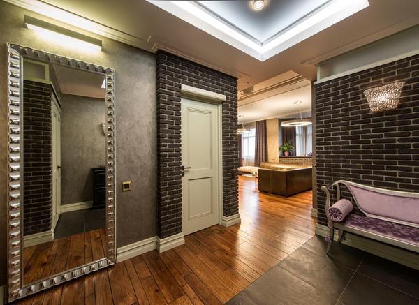 Зеркало - актуальный элемент современного жилища, увеличивающий пространство, наполняющий его светом