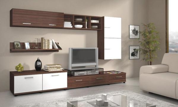 Обставляя гостиную мебелью, учитывайте размеры вашей комнаты