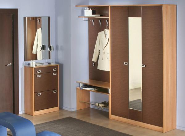 Прихожая - это не место для складирования повседневной верхней одежды. Шкаф - стильная деталь интерьера, предназначенная для хранения вещей, актуальных в течение суток