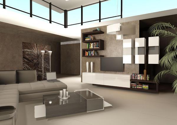 Мебель для зала должна быть качественной и изготовленной из натуральных материалов