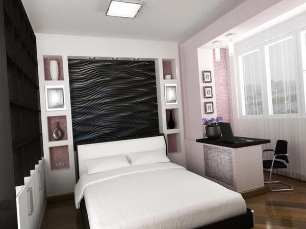 На сегодняшний день комнаты подбирают по стилю, используют различные краски, обои, декоративную мебель