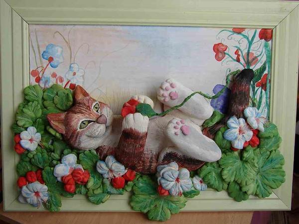 Прекрасным украшением детской комнаты станет панно с изображением животных или сказочных персонажей
