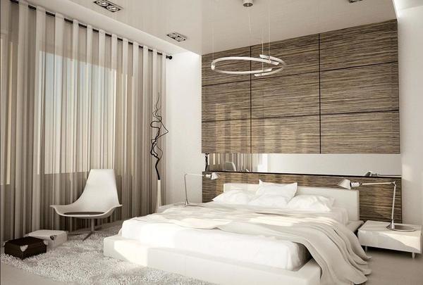 Цвет в спальне каждый подбирает под себя: можно сделать комнату в теплых мягких тонах, а можно наоборот в ярких