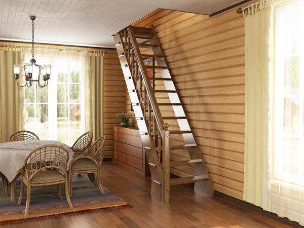 Если вы решили установить деревянную лестницу, тогда заранее необходимо позаботиться о ее безопасности и расположении