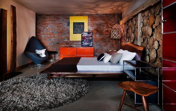 Спальня в стиле лофт – это простор, возможность творить и воплощать свои мечты в жизнь