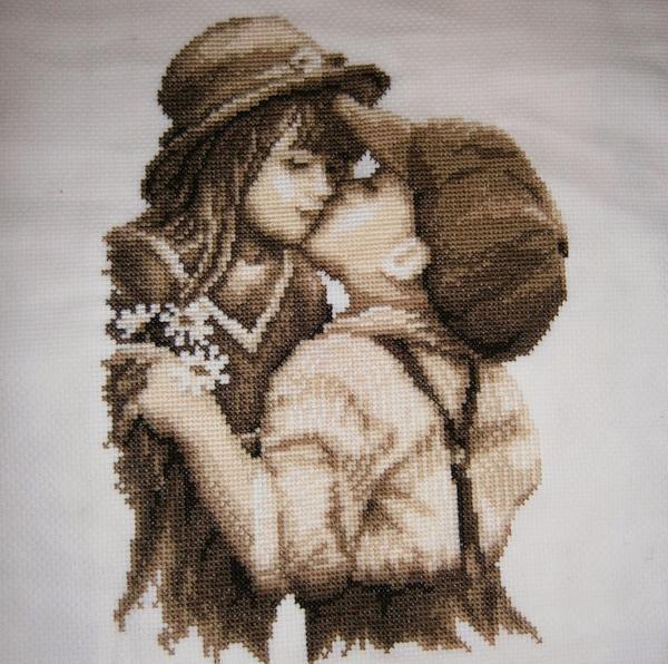 """""""Поцелуй"""" украсит гостиную и будет радовать не только вас, но и окружающих"""