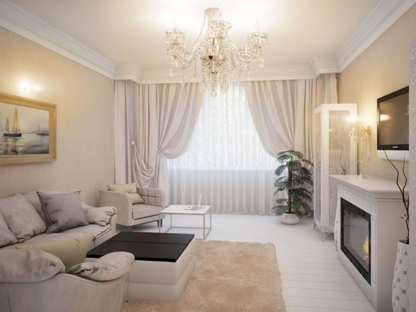 Дизайн для гостиной выбирайте, учитывая свои вкусы и предпочтения