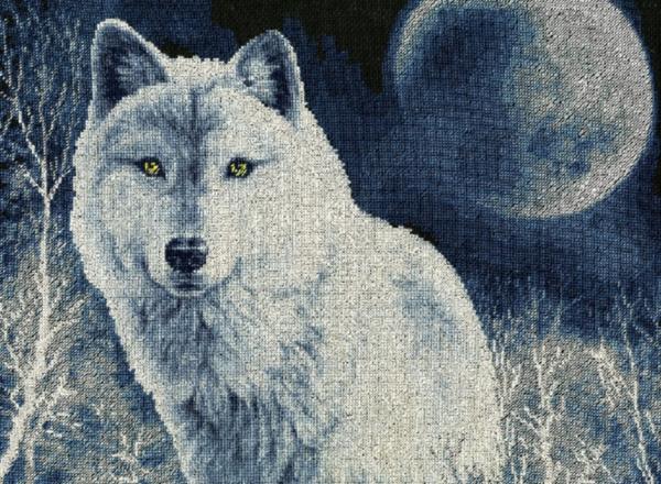 Вышивки Екатерины Волковой притягивают взгляд, поскольку имеют глубокий <i>схемы для вышивания крестиком с волком</i> смысл