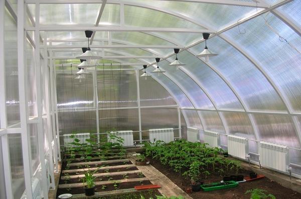 Выбирать садовую теплицу из поликарбоната следует в зависимости от количества растений, которые вы собираетесь выращивать