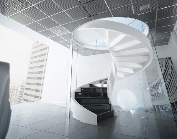 Многие предпочитают выбирать бетонные лестницы, поскольку они характеризуются прочностью и долговечностью