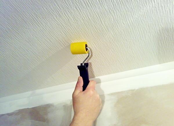 Чем заделать швы на потолке между плитами