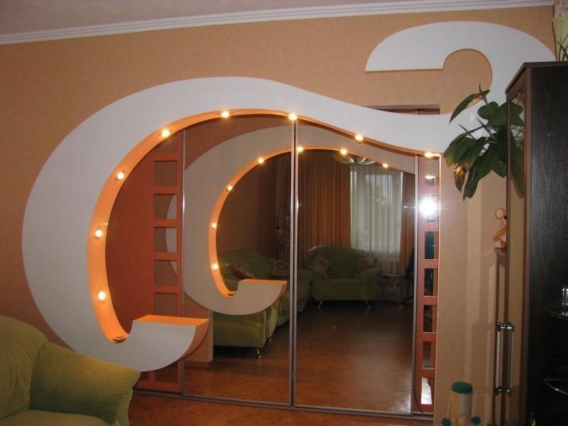 для межкомнатные арки из гипсокартона фото дизайн каркас предназначен для