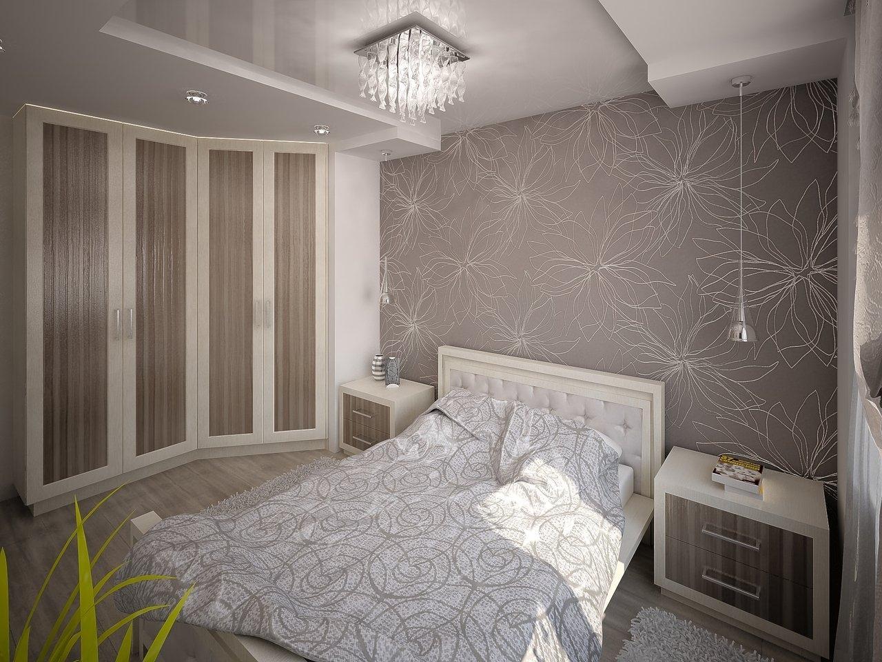 Спальня ремонт фото в обычной квартире