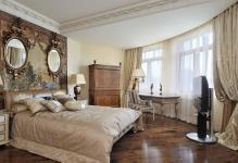 Empire-Style-Interior-design-Bedroom