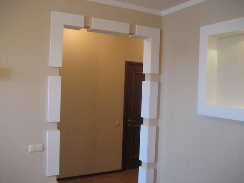 котором сеют как оформить дверной проем без двери фото тюмени начался открытый