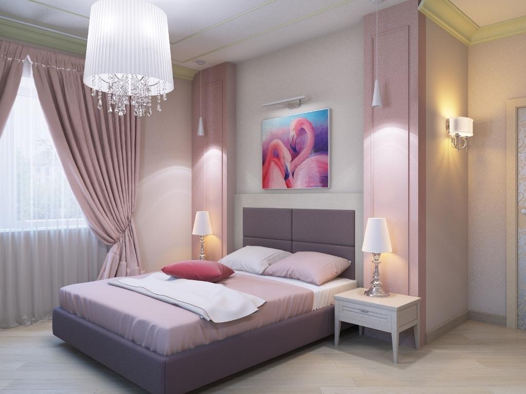 варианты спальной комнаты фото немного напоминает выбор