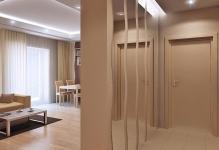 Совмещение прихожих, детских и гостиных комнат