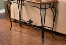 Black-Iron-Console-Table