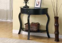 Coaster-Black-Console-Table-900152325