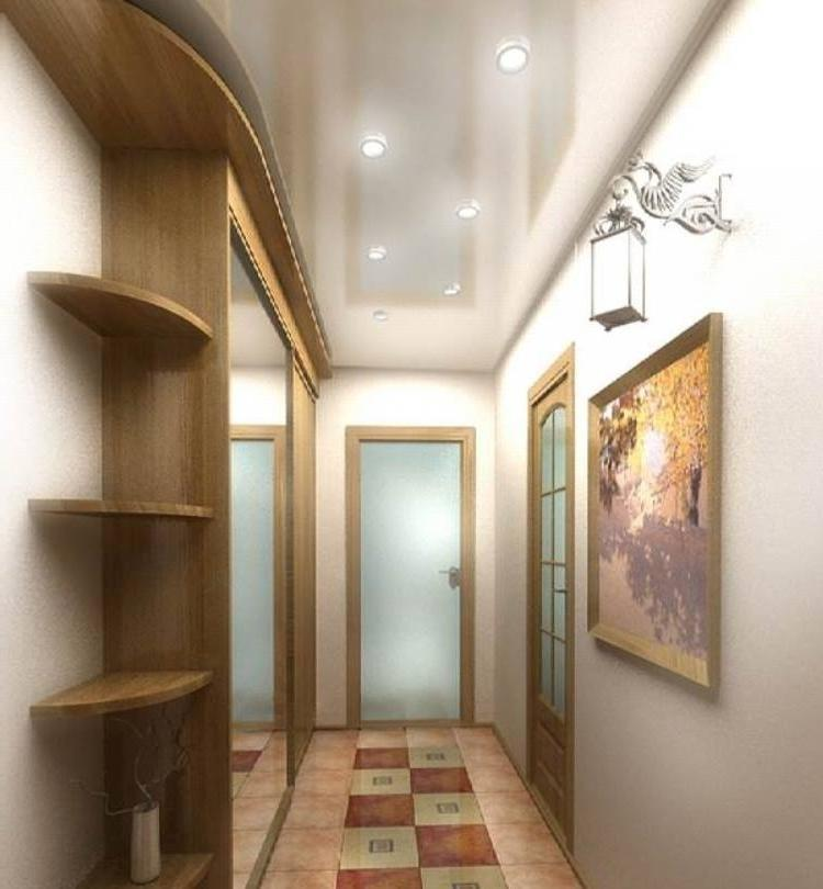 выборе чуть реальное фото узкий и длинный коридор отзывам