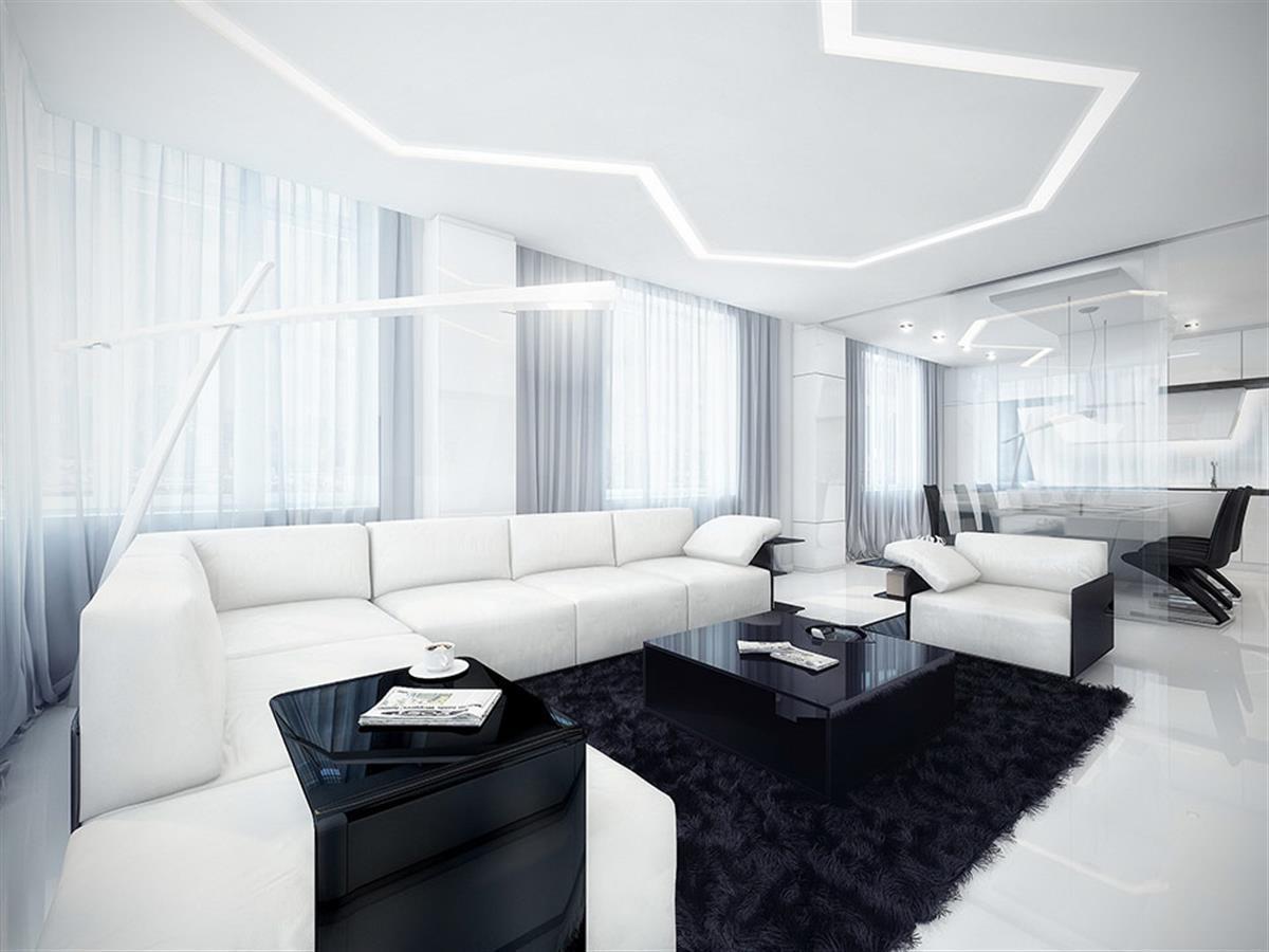 дизайн квартиры в черно белых тонах фото сюда скопирую рецепты