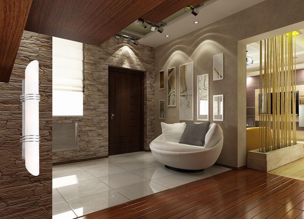 касается дизайн коридора в частном доме фото жизни все люди