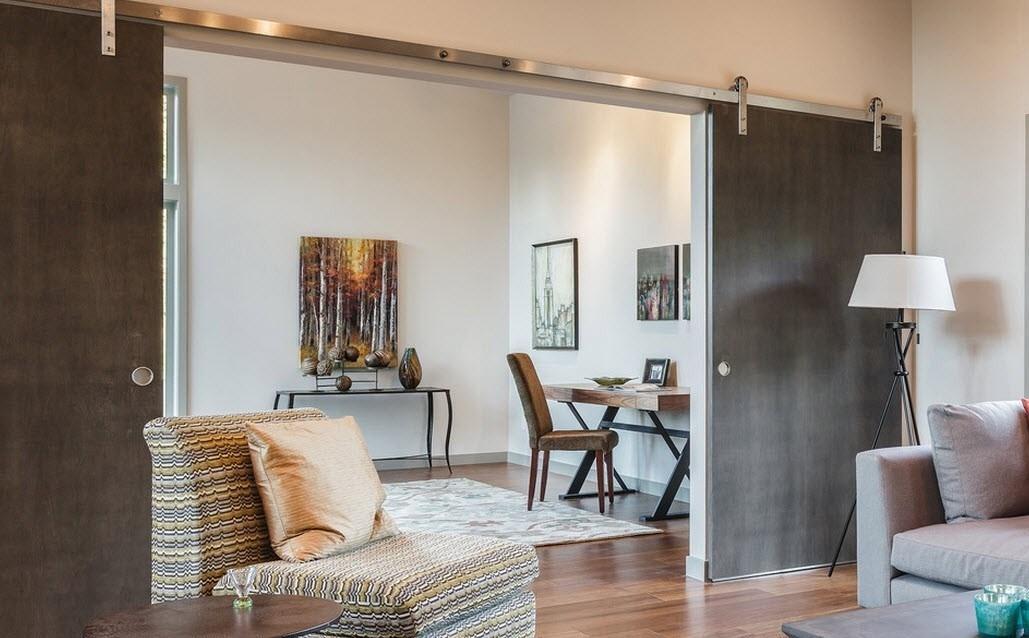 двери межкомнатные стиль
