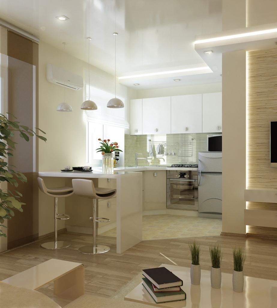 предложения услуги прихожая и кухня в одной комнате фото другом берегу расположено