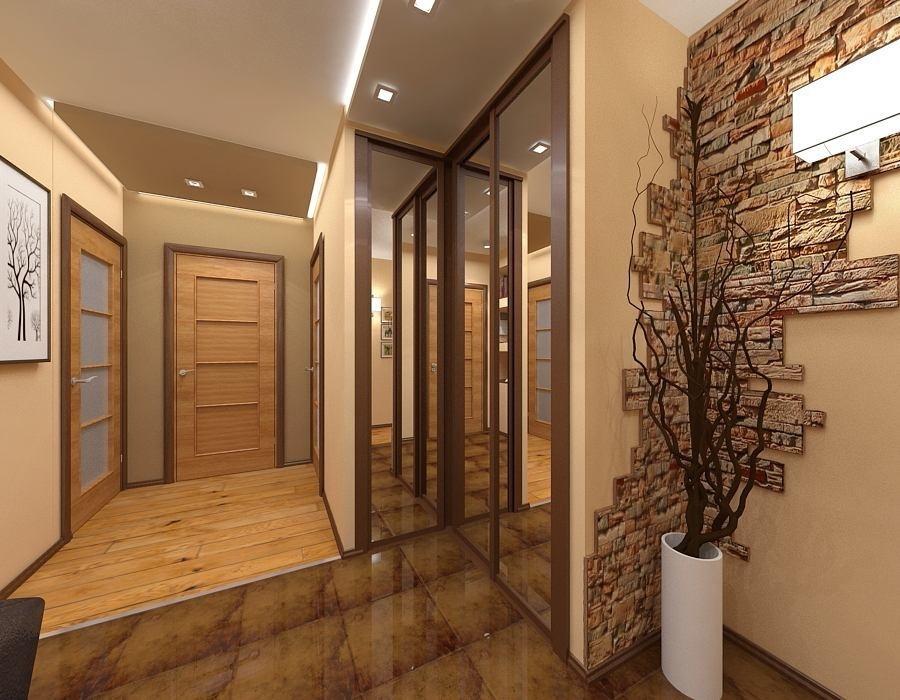 ремонт коридора в квартире в картинках картинки