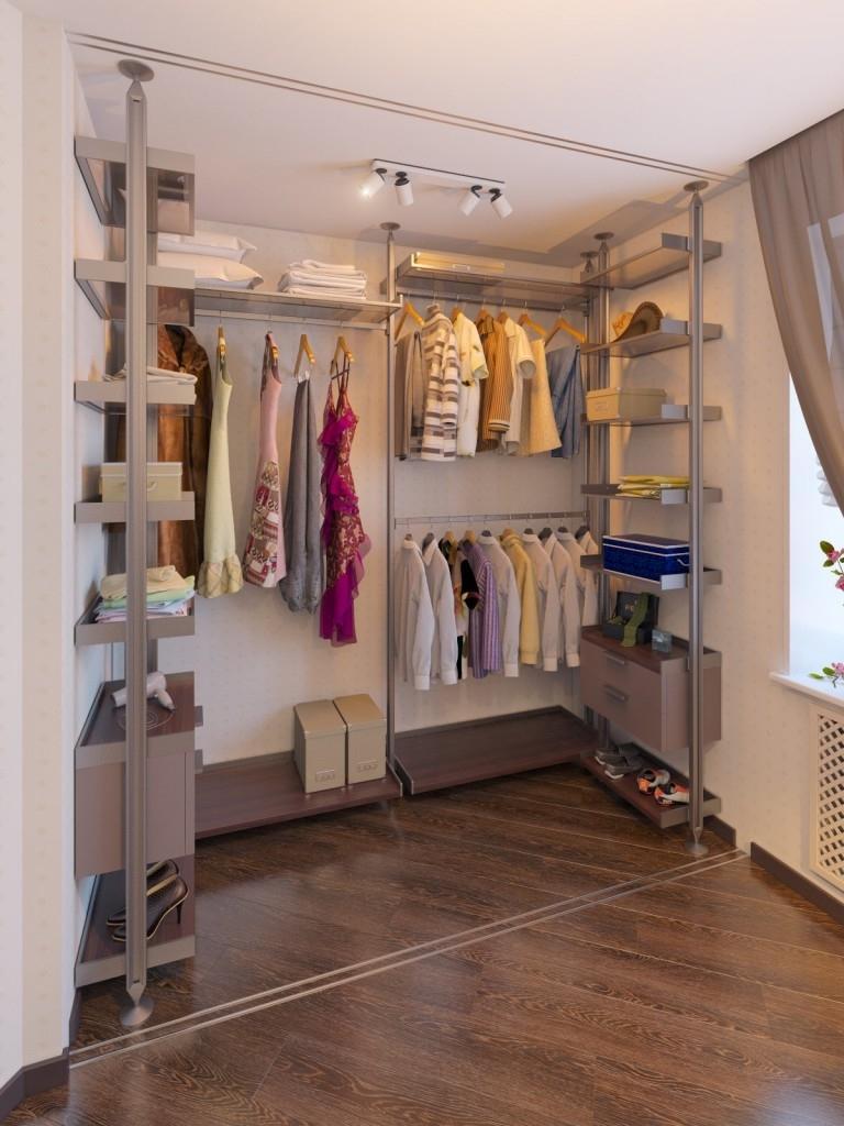 Схема гардеробной своими руками фото 916