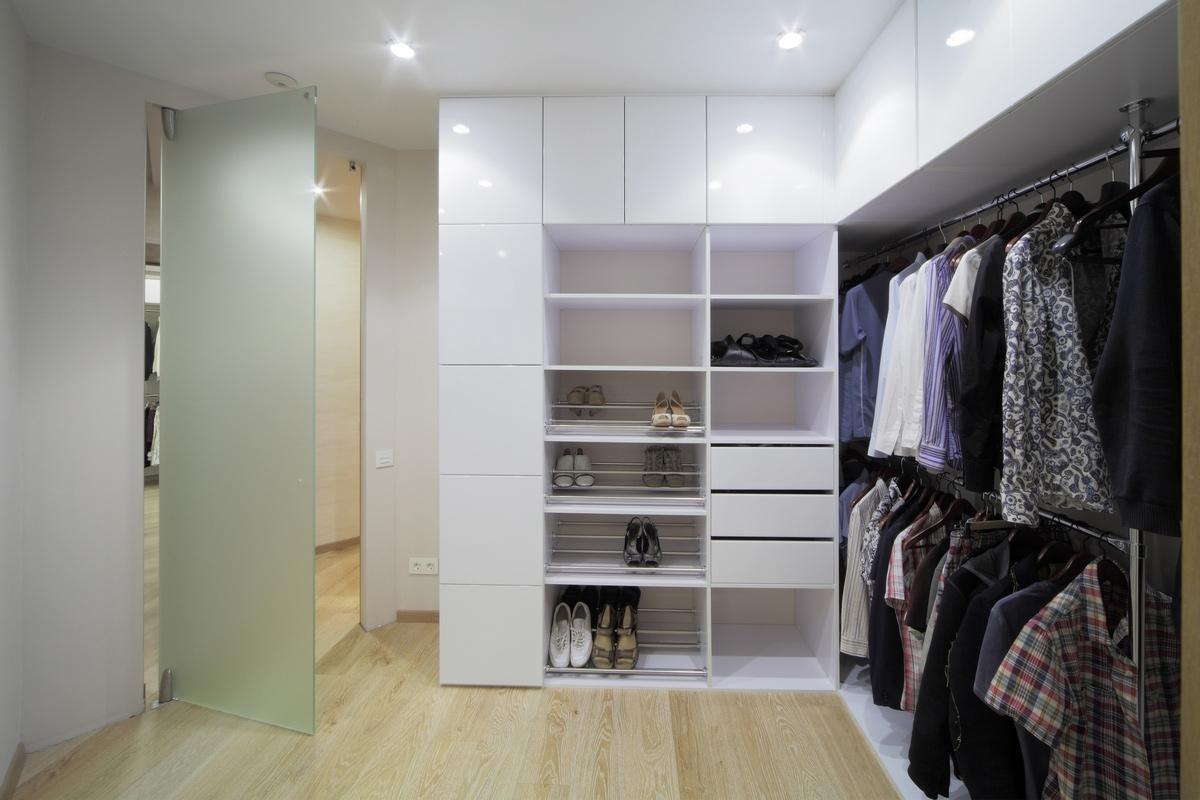 достоинством фото гардеробных комнат реальные знают том, что