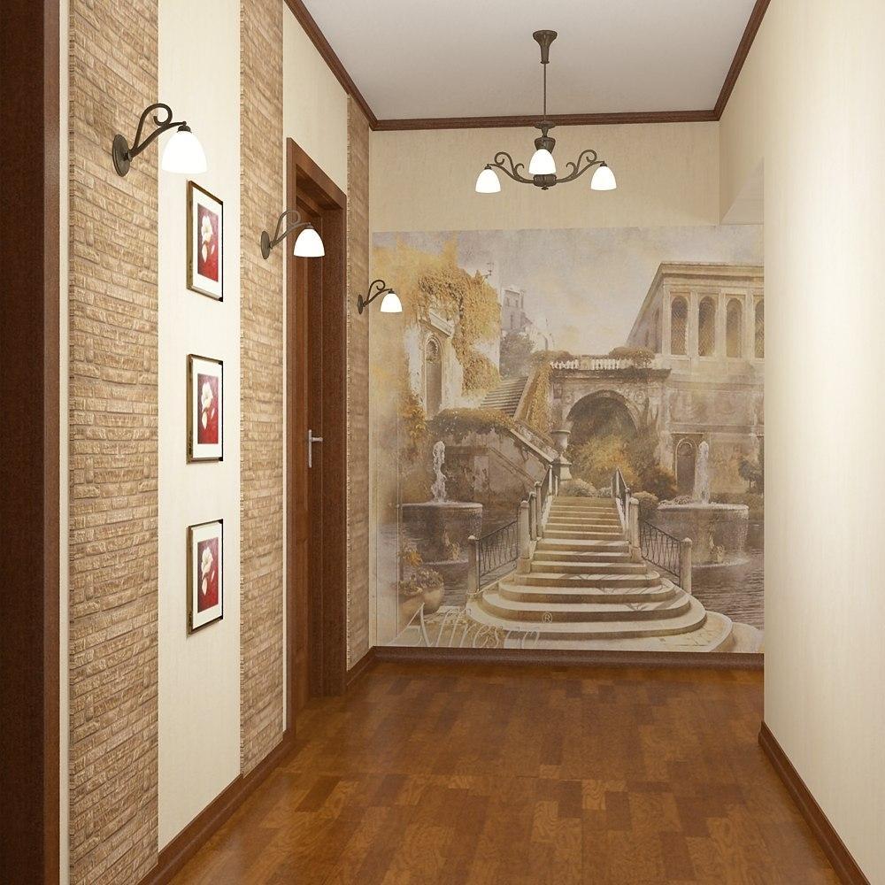 Ремонт в маленьких коридорах в картинках