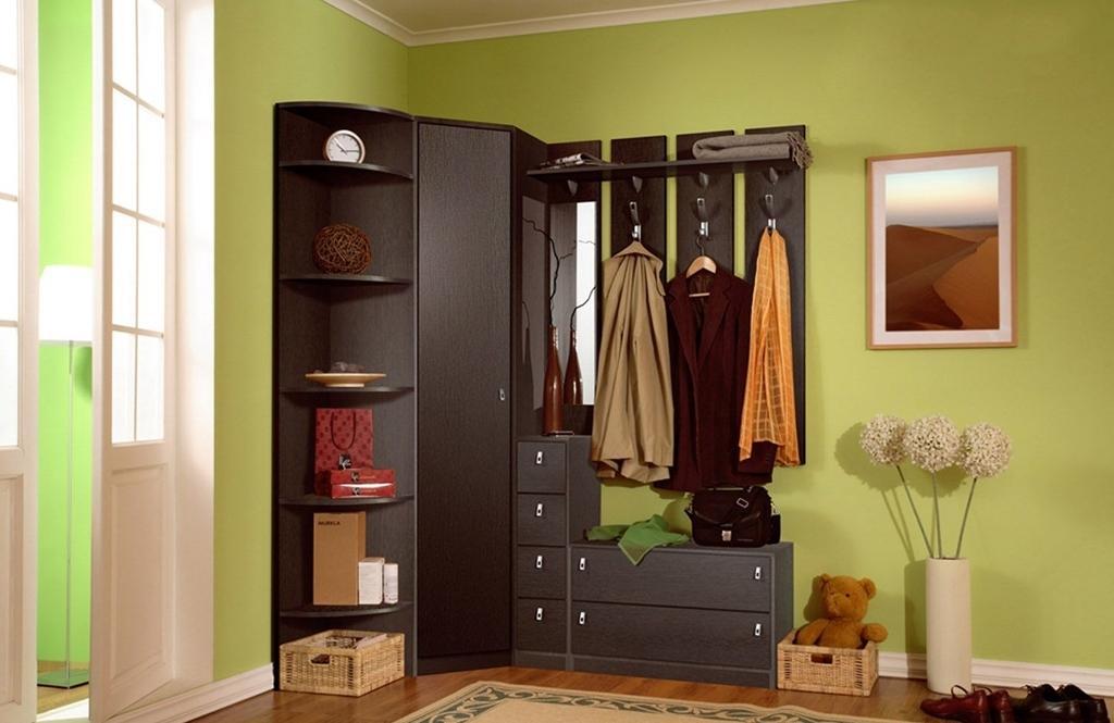 раскладе мебель в коридор фото дизайн всё