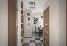 Dizajn-koridora-v-hrushhevke