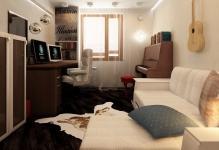 dizajn-interera-spalni-s-kabinetom-2