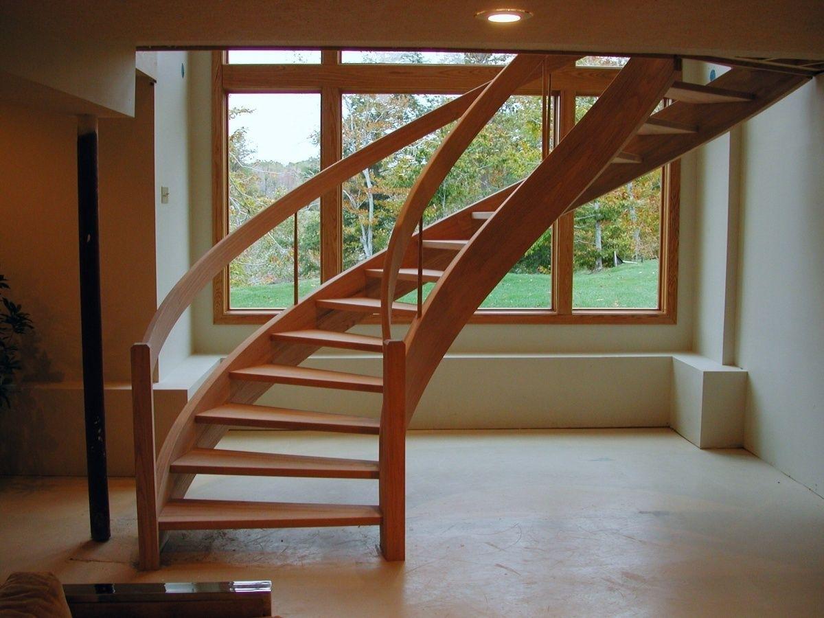 лестницы из лиственницы фото пост