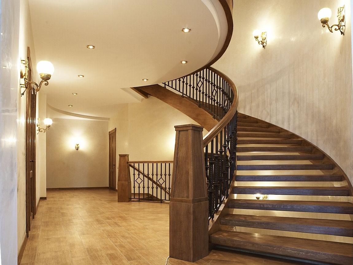 Дизайн и фото лестниц в самаре